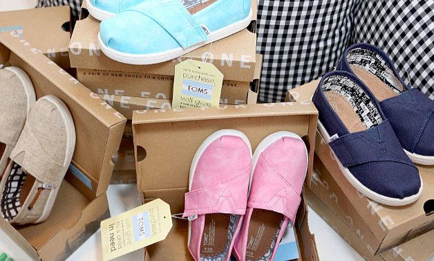 How to Safely Clean Toms Shoes